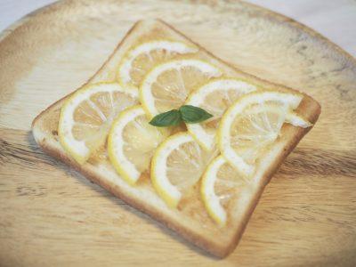 レモンシロップ作り&レモン皮ごとレシピで残暑を乗り切る☆