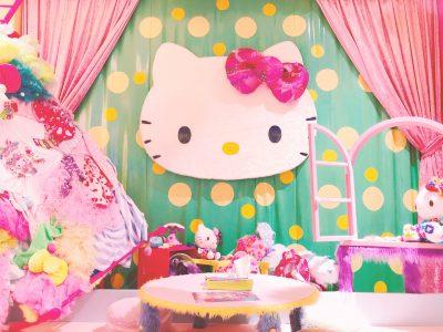 KAWAII MONSTER CAFE×キティが超絶可愛い‼︎