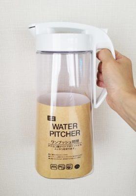 デコホームの麦茶ポットが使いやすい♡