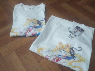 UNIQLOセーラームーンTシャツは子供も着れるのか?