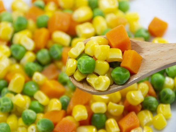 価格高騰にも負けない!野菜の冷凍保存検定