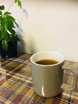 【ダイソー】おうちカフェが充実?!たっぷりめに飲みたい人用マグカップ♪