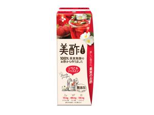 美酢(ミチョ) いちご&ジャスミン(ストレートタイプ)6本セットを5人に!