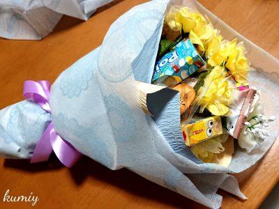 プレゼントに最適!手作りお菓子ブーケ☆