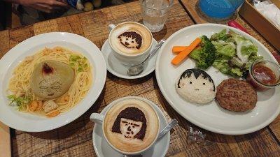 【本日~9/29まで】ちびまる子ちゃん×タワレコカフェに行ってきました