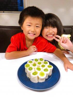 紙面掲載【運動会のお弁当】ロールサンドでマンネリ脱却!
