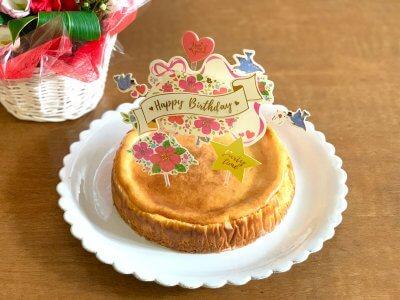 ダイソーのケーキトッパーでシンプルケーキを可愛くデコレーション!