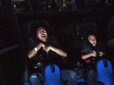 日本一怖いコースターに9歳のの息子が乗ってみた!