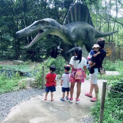 【恐竜好き必見‼】大興奮間違いなしのダイナソーパーク
