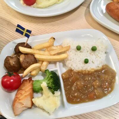 IKEA新メニュー♡かわいいキッズミールはおまけつき!