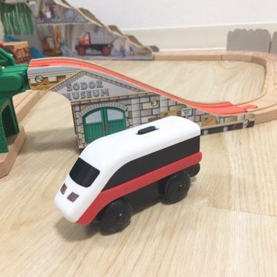 IKEA♡電車好き必見!リラブーに電動列車登場!!