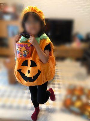 【ダイソー】500円商品だけど買う価値あり!ハロウィン衣装が可愛い!