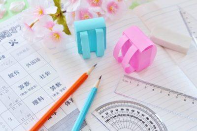 【入学準備・11月の気になること】学習習慣・生活習慣を今から身に付けたい