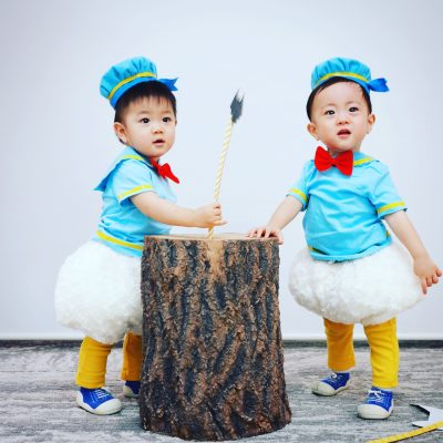 DZ twins