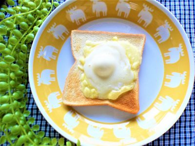 これ美味しい♪斬新トースト!!
