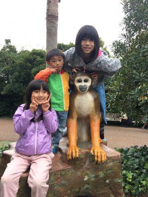 よこはま動物園ズーラシアで痛恨のミス。アレを知らず、娘の不満が爆発!?