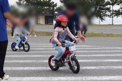 【自転車】ワンコインの自転車教室で補助輪なしの自転車に乗れた!乗れた!