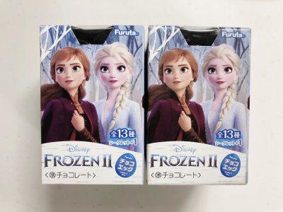 【アナ雪2】ついにチョコエッグにアナ雪が!