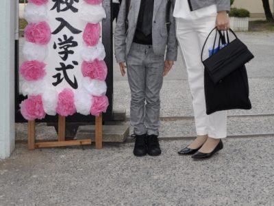 【入学準備】セレモニースーツどうする?