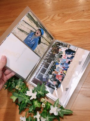 集合写真、買った後どうしてる?写真と同じアルバムに入れられる小技!