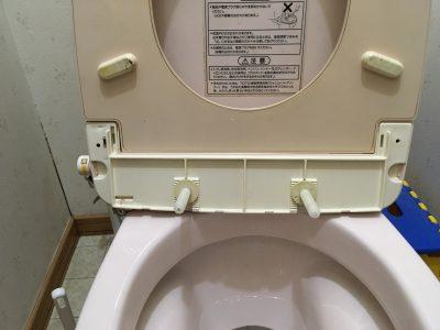 駆け込み大掃除!トイレ編