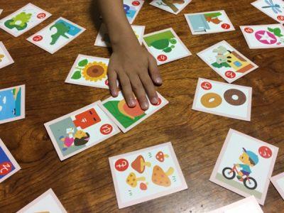 楽しいから身に付く!家庭学習はカードゲームやカルタで基礎づくりを