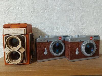 【カルディ】見つけたら即買い!カメラ缶と二眼レフのバレンタインチョコ
