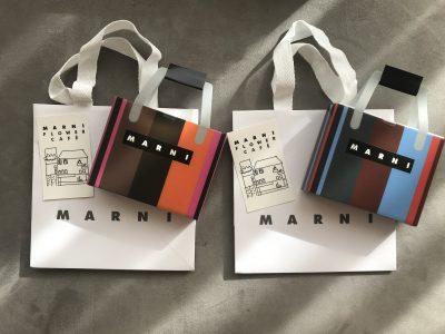 超限定!MARNI CHOCOLATE BAG 2020が可愛すぎる☆