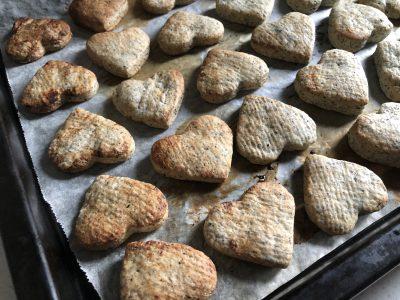 【お菓子作り】甘酒だけじゃない!余った酒粕を使ったポリポリクッキー