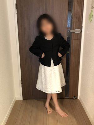 【GU】入学式にぴったり!6歳娘のワンピース買いました!