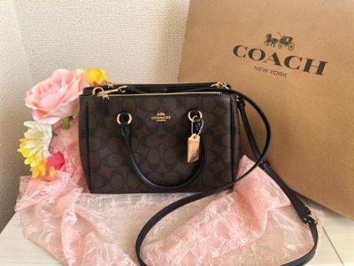三井アウトレットパークで初売り参戦!7万以上の「コーチ」バッグを2万5千円で手に入れたよー!