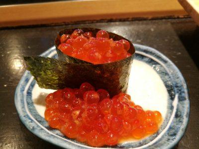 アメ横周辺ランチタイム、それは誰にも邪魔されない幸せな時間…お寿司編