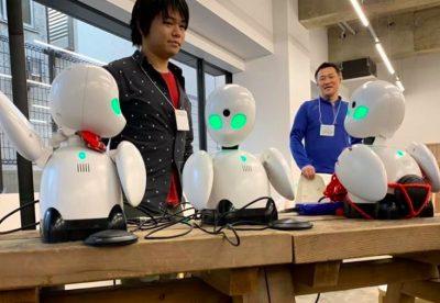 子どもたちと「未来」を見てきたお話。分身ロボット「OriHime」でできること