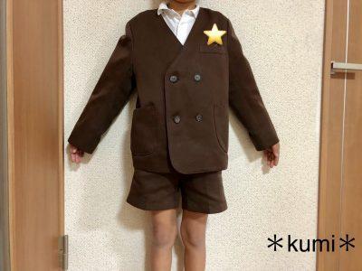 【男の子育児】制服の袖を見て驚いた母…