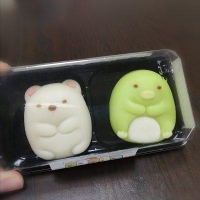 【すみっコぐらし】食べマスが可愛い!お正月なので和菓子を♪