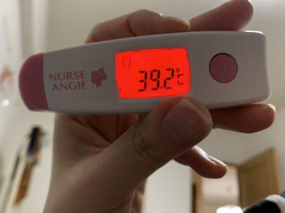 人生初!インフルエンザB型が辛すぎる
